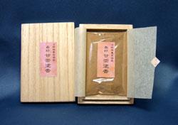 最好甘茶塗香 桐箱納(15g)